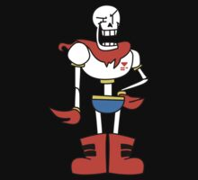 Papyrus cartoon style Kids Tee