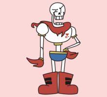 Papyrus cartoon style One Piece - Short Sleeve