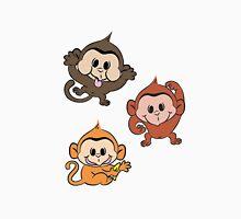 Silly Monkeys Unisex T-Shirt