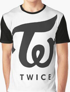 TWICE BLACK Graphic T-Shirt