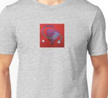 Heart String Unisex T-Shirt