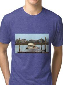 Rusty Old Boat Tri-blend T-Shirt
