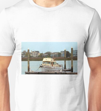 Rusty Old Boat Unisex T-Shirt
