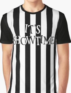 It's Showtime Graphic T-Shirt