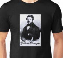 Maestro Donizetti Unisex T-Shirt