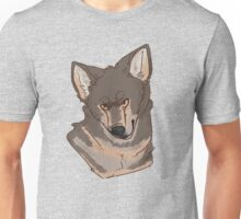Scribble Wolf Unisex T-Shirt