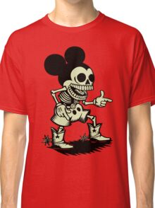 Skull mouse Classic T-Shirt