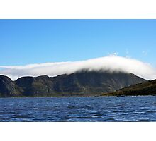 Norway mountains Photographic Print
