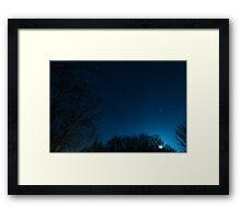 Pale Wraith Framed Print