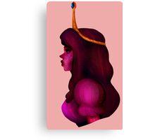 Princess Bubblegum Adventure Time Canvas Print