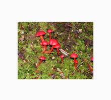 Rainforest Toadstools A Unisex T-Shirt