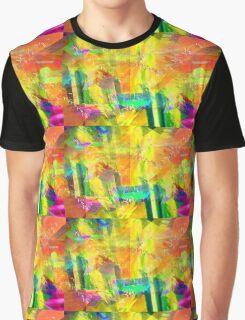 Tropic Sunrise Graphic T-Shirt