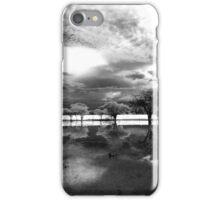 Rain-mirror iPhone Case/Skin