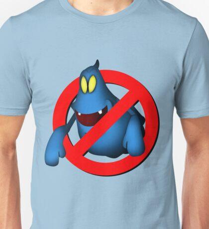 Ghostbusters Luigi's Mansion Unisex T-Shirt