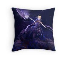 Aldrich, Devourer of Gods  Throw Pillow