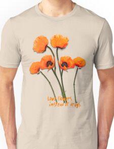 Oriental Poppies  Unisex T-Shirt