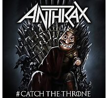 anthrax the throne 2016 Photographic Print
