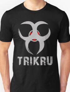 The 100 Trikru Symbol [Black] Unisex T-Shirt