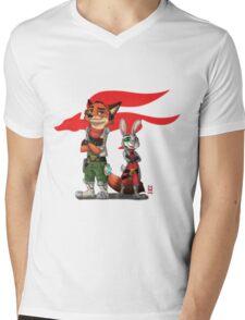 Best Pilots in Zootopia Mens V-Neck T-Shirt