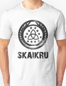 The 100 Skaikru Symbol Unisex T-Shirt