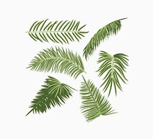 Green Palm Leaves Unisex T-Shirt