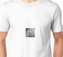 A Lady With Her Cigarette Unisex T-Shirt