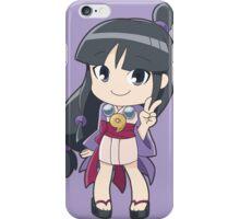 Maya Fey - Ace Spirit Medium iPhone Case/Skin