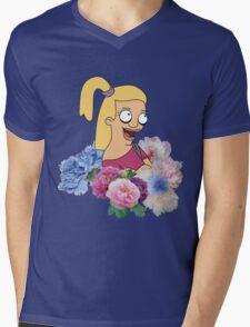 TAMMY LARSEN Mens V-Neck T-Shirt