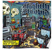 slightly stoopid meanwhile lab Poster