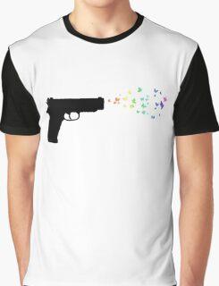 Rainbow Warrior Graphic T-Shirt