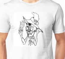 Skelly Wizard Unisex T-Shirt