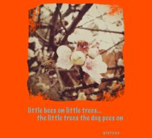 Little Bees Kids Tee