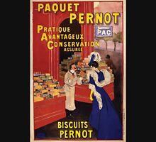 Artist Posters Paquet Pernot Biscuits Pernot Pratique avantageux conservation assurée L Cappiello 0346 (2) Unisex T-Shirt