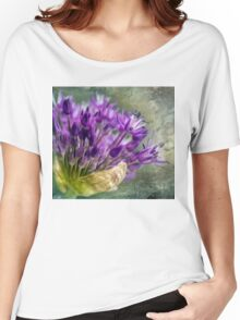 Allium Blossoms Women's Relaxed Fit T-Shirt