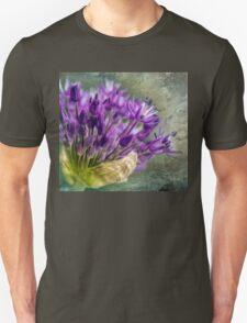 Allium Blossoms Unisex T-Shirt