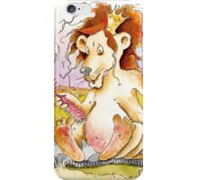 Bad hair day iPhone Case/Skin