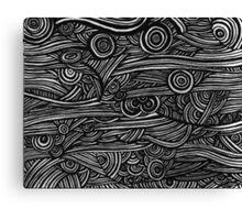 Solid rock Canvas Print