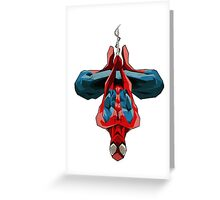 Spidey Greeting Card