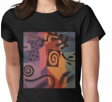 Fabric Abstract T-Shirt