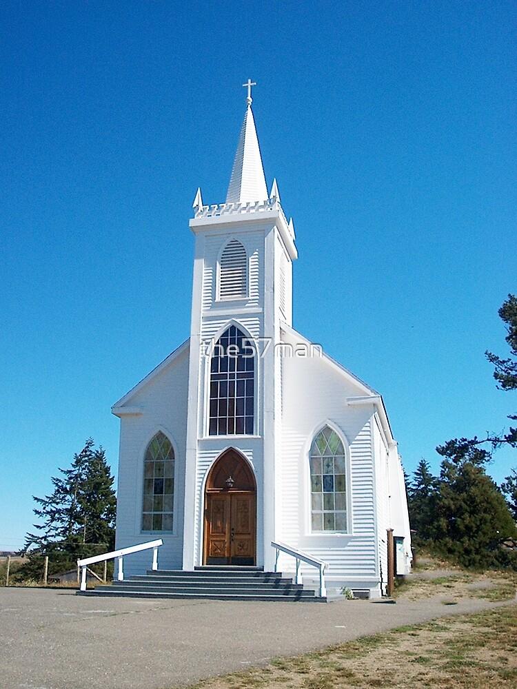 Bodega Church  by the57man