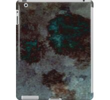 Oil leak 1 iPad Case/Skin