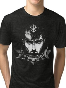 GUTS MOST BADASS HERO Tri-blend T-Shirt