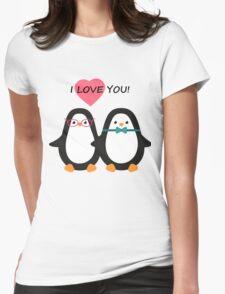 Love the penguins. Cute animals. T-Shirt