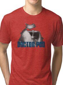 Doctor Poo Tri-blend T-Shirt
