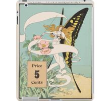 Artist Posters The Waterbury for sale here Price 5 cents 0407 iPad Case/Skin
