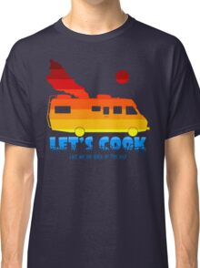 Let's Cook Old School Classic T-Shirt