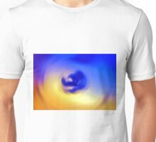 Abstract Colors Unisex T-Shirt