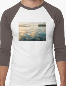 Reflection Men's Baseball ¾ T-Shirt