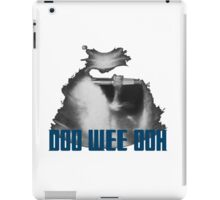 Doo Wee Ooh iPad Case/Skin