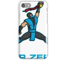 Air Zero iPhone Case/Skin